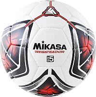 Мяч для футзала Mikasa Regateador5-R (размер 5, белый/красный/черный) -
