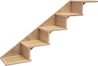 Лестница-когтеточка ZooM Паркур / RP84996 -