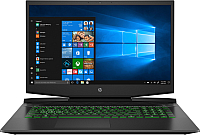Игровой ноутбук HP Pavilion Gaming 17-cd0008ur (7DV46EA) -