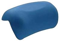 Подголовник для ванны Triton Х12 на присосках (синий) -