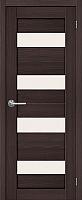Дверь межкомнатная Юркас Stark ST2 90x200 (мателюкс/венге) -