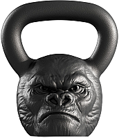 Гиря Iron Head Горилла (16кг) -