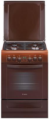 Плита газовая Gefest 6102-03 К (6102-03 0001) - вид спереди