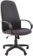 Кресло офисное Chairman 279 (ткань TW, серый) -