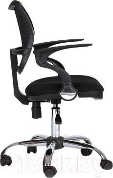 Кресло офисное Chairman 450 Chrom (черный)