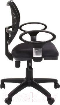 Кресло офисное Chairman 450 (черный)