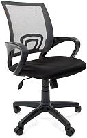Кресло офисное Chairman 696 (черный) -
