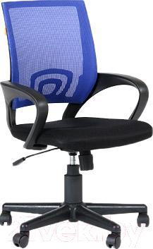 Кресло офисное Chairman 696 (синий)