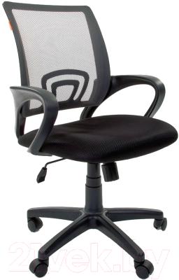 Кресло офисное Chairman 696 (серый)