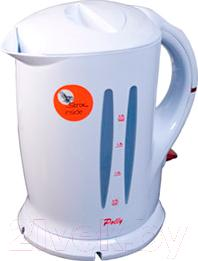 Электрочайник Polly EK-12 (белый) - общий вид