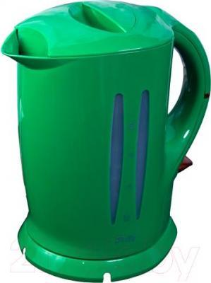 Электрочайник Polly EK-12 (зеленый) - общий вид