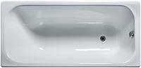 Ванна чугунная Универсал Ностальжи-У 150x70 (1 сорт, с ножками) -