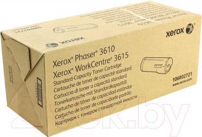 Тонер-картридж Xerox 106R02721