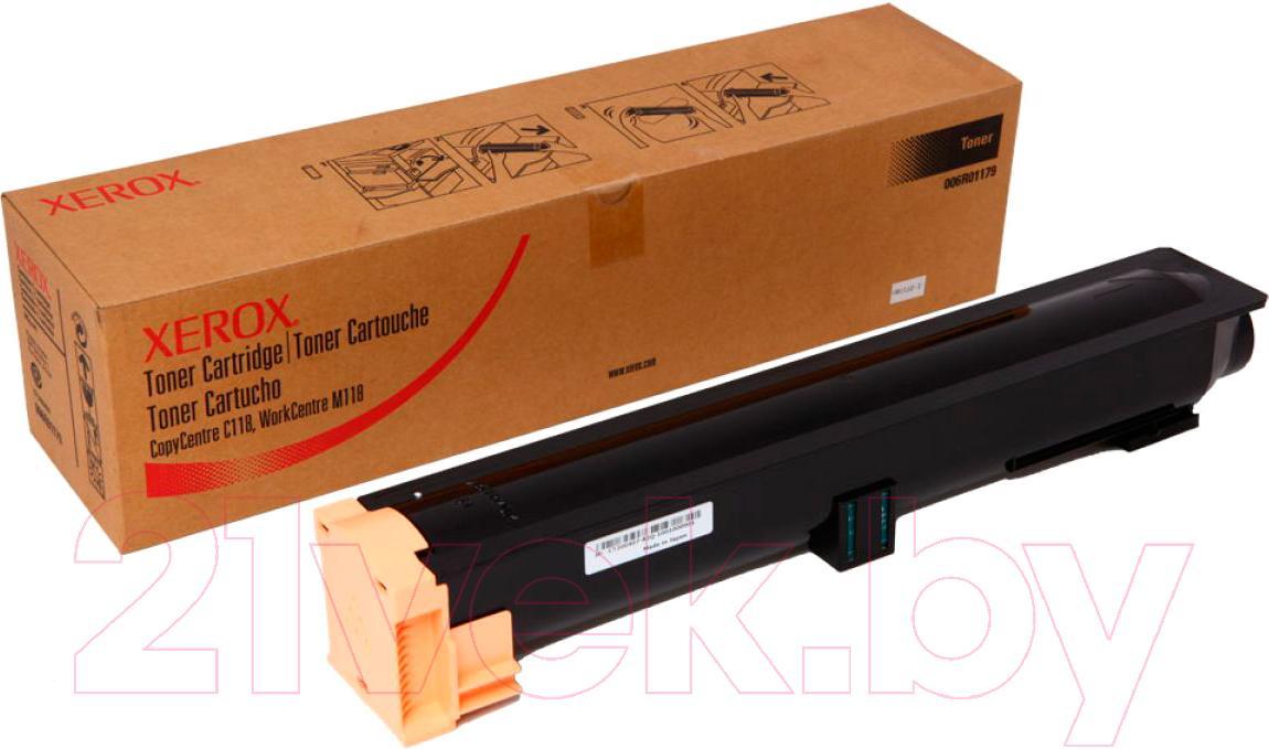 Купить Тонер-картридж Xerox, 006R01179, Китай, черный