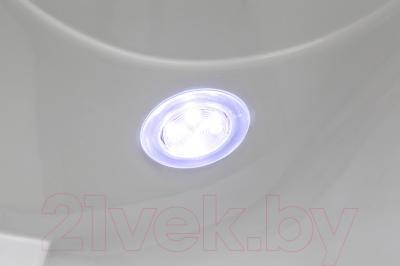 Душевая кабина Erlit ER4515TP-C4 - верхний свет