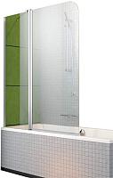 Стеклянная шторка для ванны Radaway Eos II PND 110/L / 206211-01L -