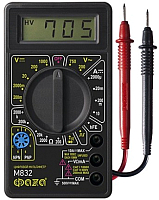 Мультиметр цифровой Фаза M832 (1011633) -