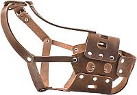 Намордник для собак Дарэлл № 5 / DA050005 (коричневый) -