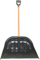 Лопата для уборки снега No Brand 6025 (с черенком) -