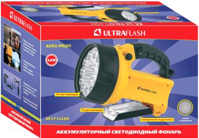 Фонарь Ultraflash Classic UFLED3712 / 8310