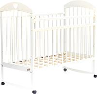 Детская кроватка Bambini Comfort М / 01.10.18 (слоновая кость) -