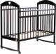 Детская кроватка Bambini Comfort М / 01.10.18 (темный орех) -