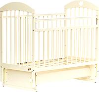 Детская кроватка Bambini Comfort М / 01.10.20 (слоновая кость) -