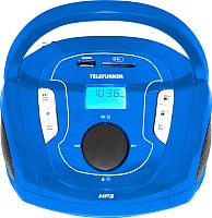 Магнитола Telefunken TF-SRP3471B (синий) -