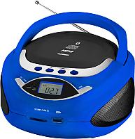 Магнитола Telefunken TF-CSRP3494B (синий) -