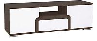 Тумба SV-мебель Гостиная Нота 25 Ж (дуб венге/жемчуг) -