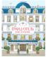 Развивающая книга Махаон Супернаклейки. Гранд-отель (Мелмот Дж.) -