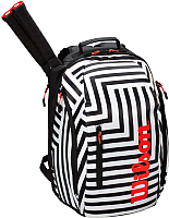 Рюкзак теннисный Wilson Super Tour Backpack Bold BK/Wh / WR8001601001 -