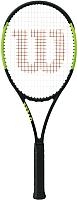 Теннисная ракетка Wilson Blade 98 18X20 CV FRM W/O CVR 4 / WRT73311U4 -
