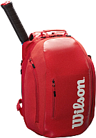 Рюкзак теннисный Wilson Super Tour Backpack Red / WRZ840896 -