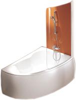Стеклянная шторка для ванны Jacob Delafon Micromega Duo E4910-GA -