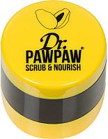 Скраб для губ Dr.PawPaw Lip Sugar Scrab & Original Balm 2 в 1 (25мл) -