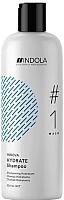 Шампунь для волос Indola Innova №1 увлажняющий (300мл) -