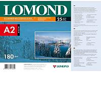 Фотобумага Lomond A2, 180 г/м, 25 л. / 0102138 (матовая) -