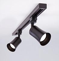 Трековый светильник Elektrostandard Vetro GU10 MRL 1001 (черный) -