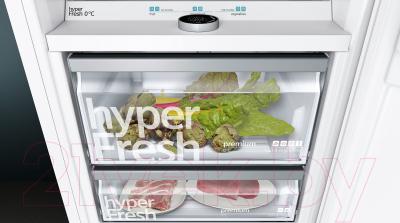 Холодильник с морозильником Siemens KG39FHW3OR