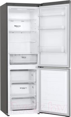 Холодильник с морозильником LG GA-B459SMQZ