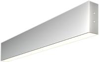 Потолочный светильник Elektrostandard 100-100-30-53 10W 6500K (матовое серебро) -