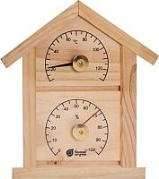 Термогигрометр для бани Банные Штучки Домик / 18023 -