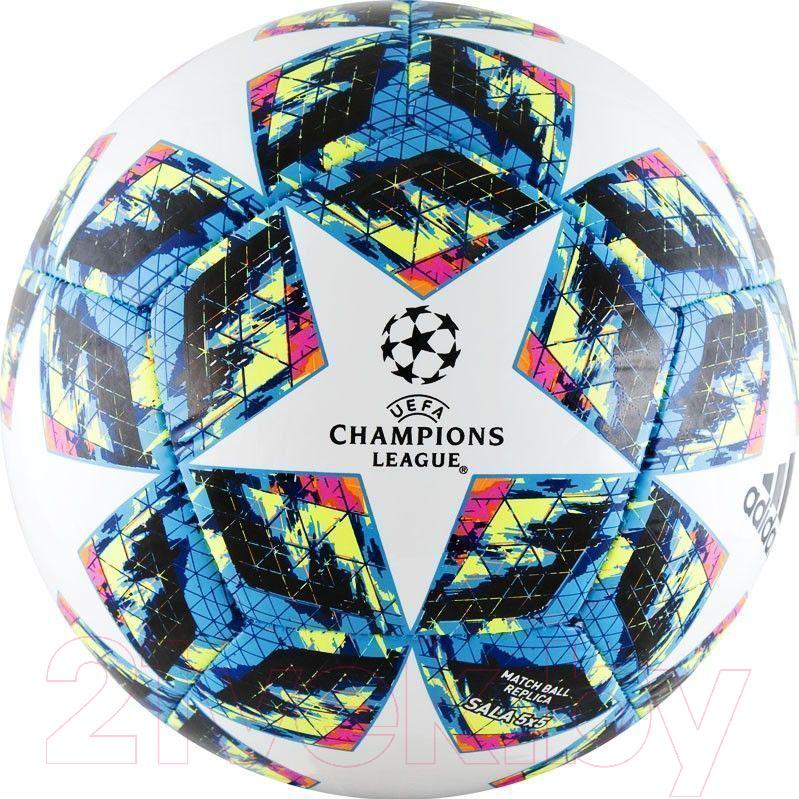 Купить Футбольный мяч Adidas, Finale 19 Sala 5x5 / DY2548 (размер 4), Китай