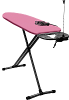 Гладильная доска Ника Haushalt / HP1T/P (розовый) -