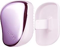 Расческа Tangle Teezer Compact Lilac Gleam -