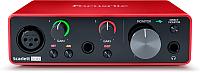 Аудиоинтерфейс Focusrite Scarlett Solo 3rd gen -