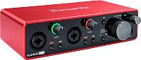 Аудиоинтерфейс Focusrite Scarlett 2i2 3rd gen -