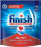 Таблетки для посудомоечных машин Finish Powerball Quantum Max (13шт) -