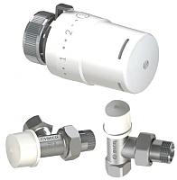Монтажный комплект для радиатора Arco 1/2 угловой КСТ14 -